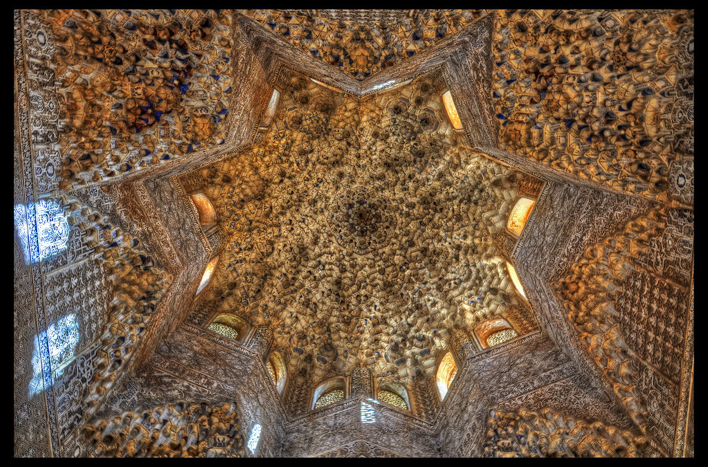 Sala de los Abencerrajes - Alhambra - Granada HDR  La Sala …  Flickr