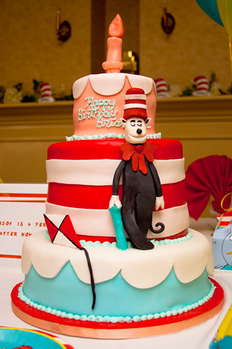 Dr. Seuss cake | by gissellr78
