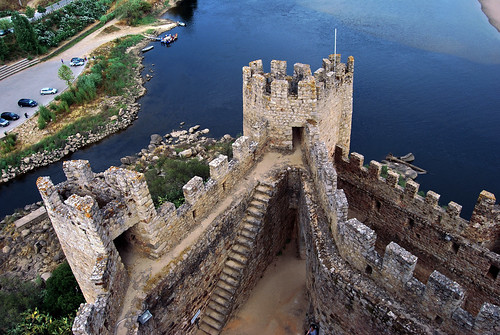 Castelo de Almourol | by Dont´comment the same photo