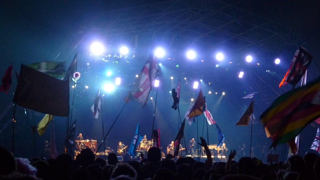 Bruce Springsteen & The E-Street Band Bruce Springsteen And The E Street Band Gothenburg Sweden June 25 2016