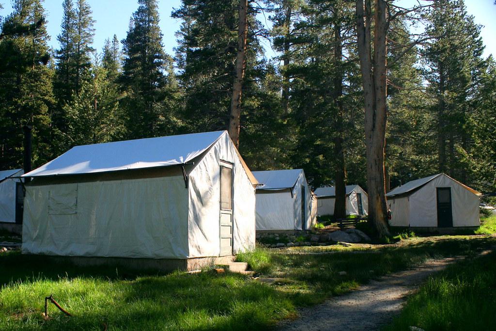 ... Tuolumne Meadows tent cabins | by Robin Black Photography & Tuolumne Meadows tent cabins | Robin Black | Flickr