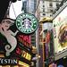 Time Square - Starbucks