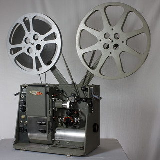 Kalart-Victor 70-25 16mm sound movie projector | by Carbon Arc