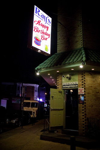 PHILLY - RAY'S HAPPY BIRTHDAY BAR | by jaredeberhardt