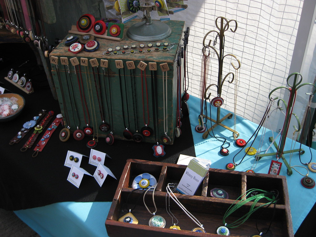 Whimsy House Art Fest Display 2 So I Thought Would S Flickr Wiring By