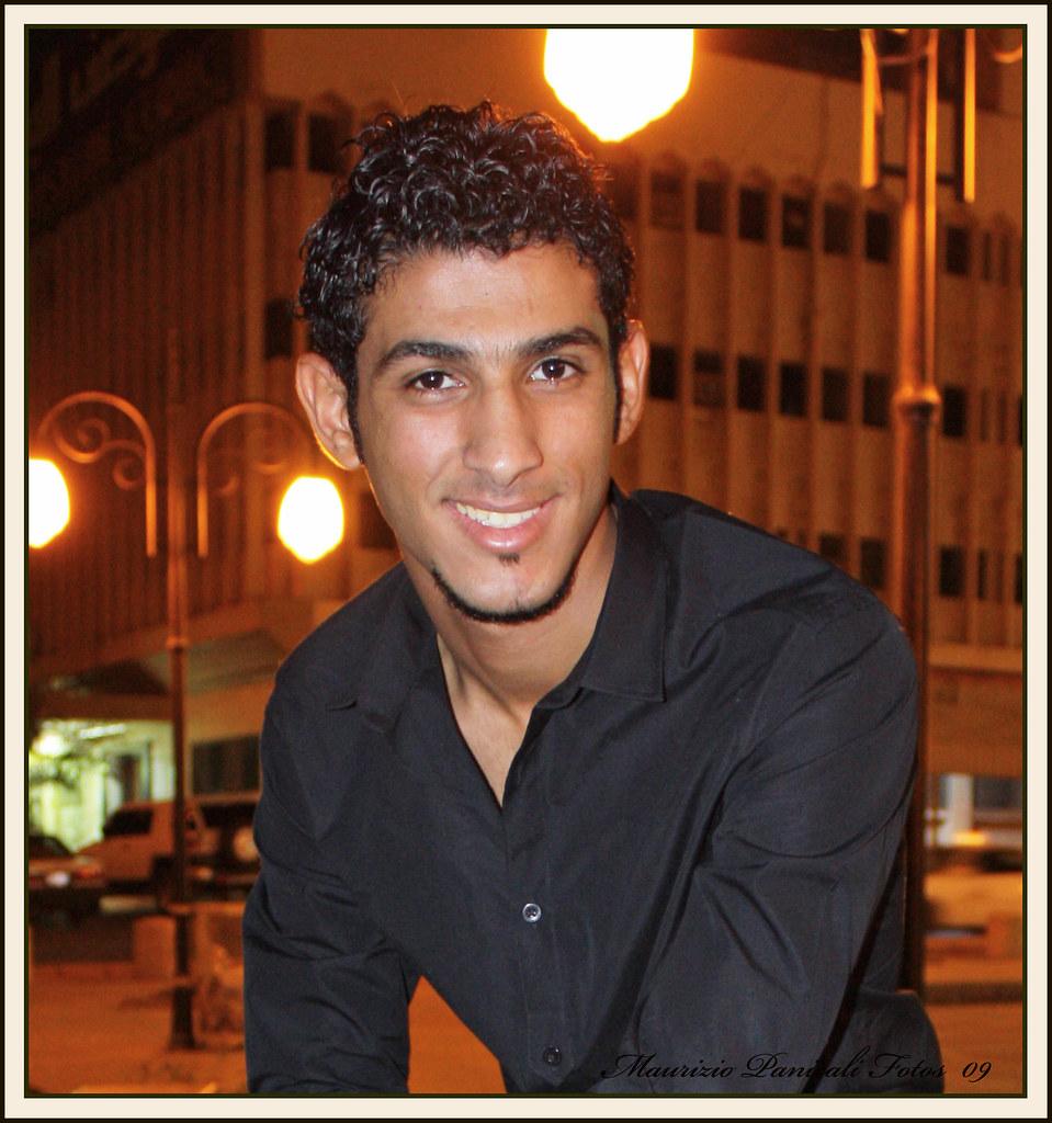 Smiling Saudi Men Ii  Maurizio  Flickr-7563
