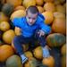 Pumpkin' kid