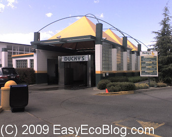 Eco Car Wash Redwood City