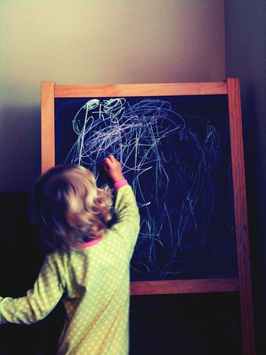 Ava loves to draw | by keith.weaver
