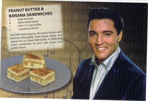Elvis Peanut Butter Banana Cake