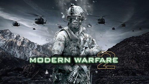 Call of Duty Modern Warfare 2 Wallpaper [Full-HD] - YouTube