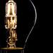 light bulb (dark field light)