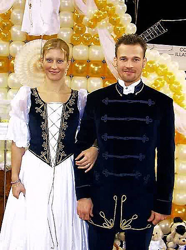 Traditional Hungarian Wedding Dresses