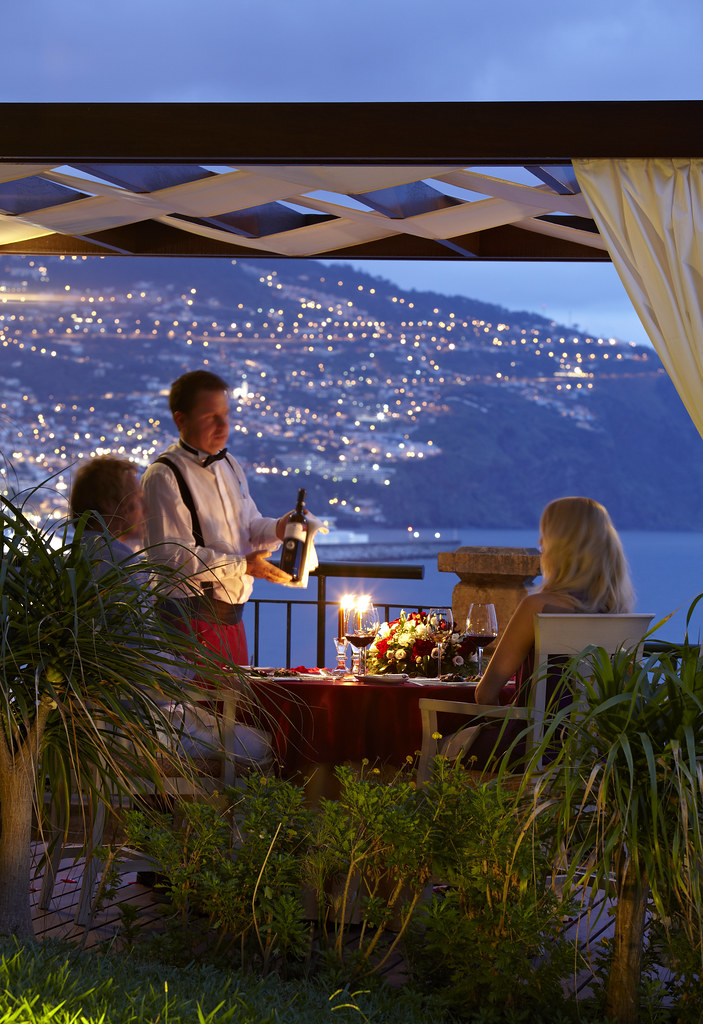Cliff Bay Hotel Funchal Madeira