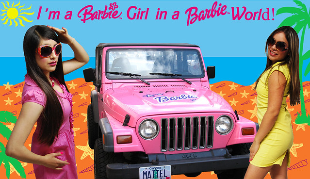 Barbie Car Games And Racing Games