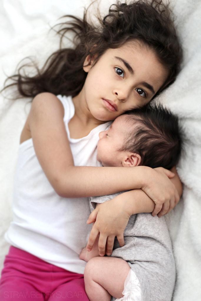 Big Sister Little Brother Shes Veramente il suo protettore questo-7974