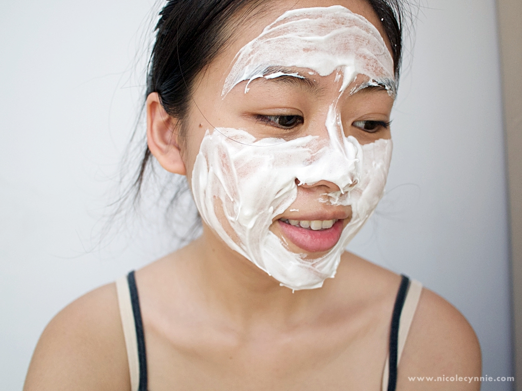 Nicole Cynnie   Dr.Douxi Yolk Replenishing Eggshell Soap 7