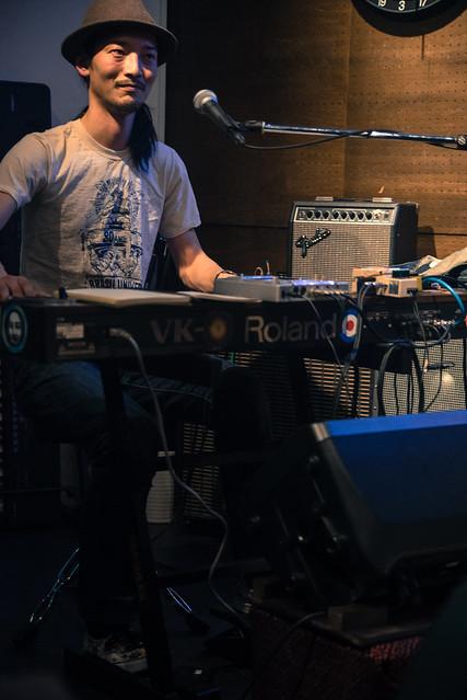 TexasHoldClover live at Catfish Tokyo, 18 Feb 2017 -00113