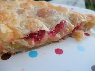Raspberry Cream Cheese Pastry | by swampkitty