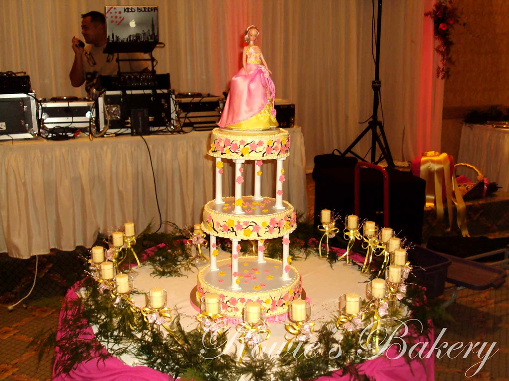 Debutante Quot Debu Quot Cake Let Us Design Your Next Formal