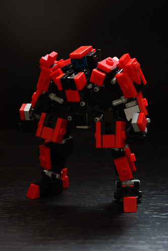 Red Juggernaut | by pyreƒyre