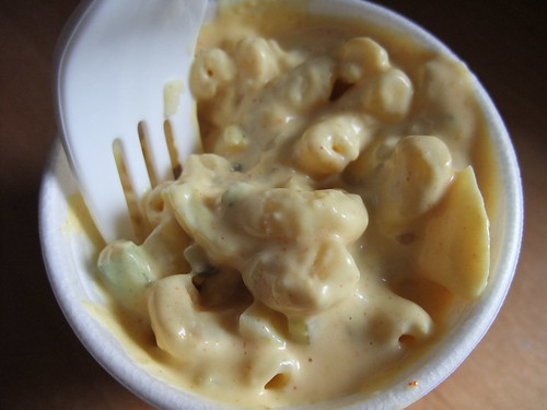 Macaroni Salad from Miller's Chicken (Athens, OH) | by swampkitty