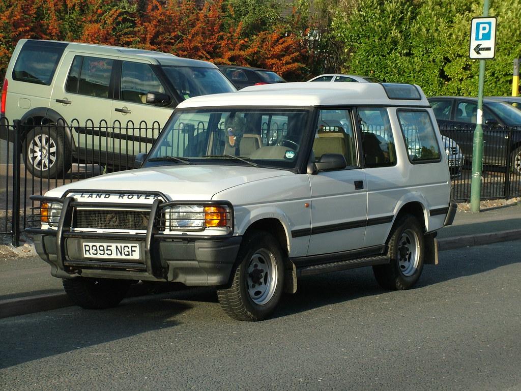 Land Rover Discovery 1998 39ltr V8 P By Kenjonbro