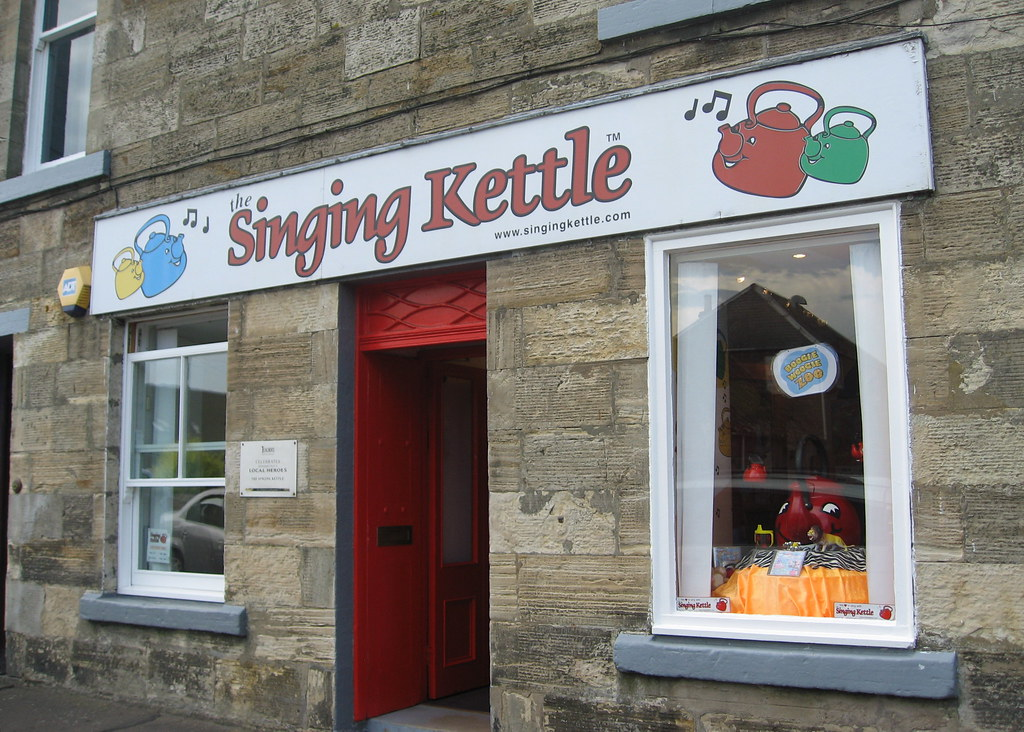 The Singing Kettle Tea Room Eatery