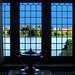 Looking out of a Frederiksborg Castle Window