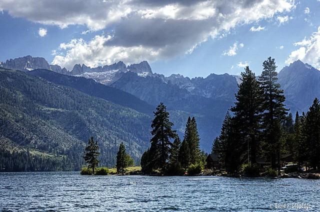 Twin lakes and sawtooth range twin lakes is a resort and for Twin lakes fishing report