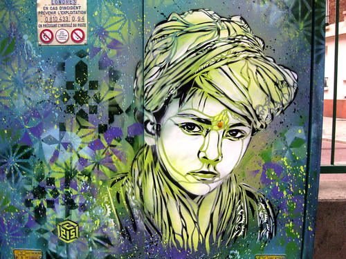 C215 - Paris (Vitry-sur-Seine) | by C215