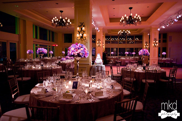 Boston Harbor Hotel Wharf Room