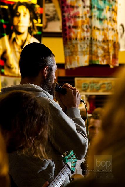Matisyahu Performs At Cd World Reggae Recording Artist