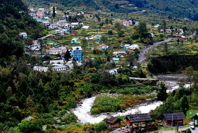 Lachung India  city photo : Lachung Sikkim India | Flickr Photo Sharing!