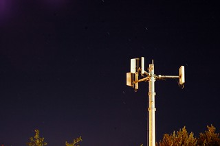 Cell tower | by howvin