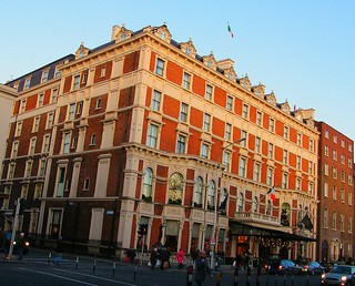 The magnificent Shelbourne Hotel - A Renaissance Hotel in Dublin - The eminent grand hotel in the City of Dublin - The Capital of Ireland! Autumn 2008! Enjoy your stay! | by || UggBoy♥UggGirl || PHOTO || WORLD || TRAVEL ||