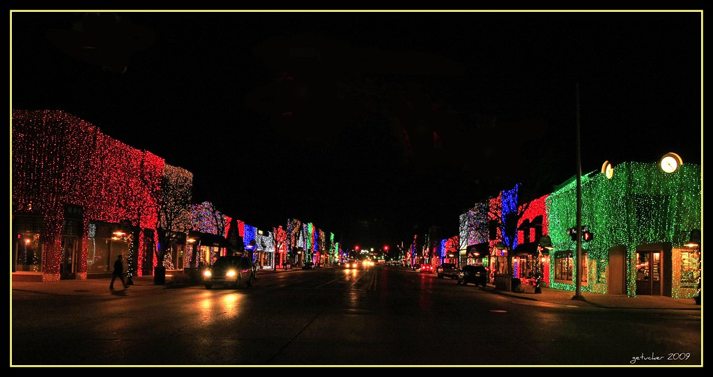 holiday light show rochester michigan 2009 by the gallopping geezer 50 - Christmas Light Show Michigan