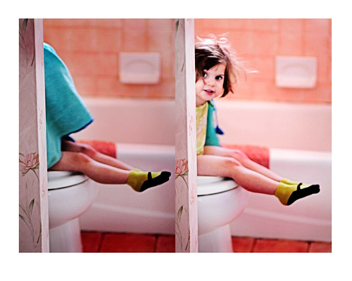 potty trained | by viki reed photography