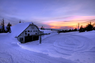 Timberline Lodge, Mt. Hood (Magic Mile Lift) | by Coy Aune