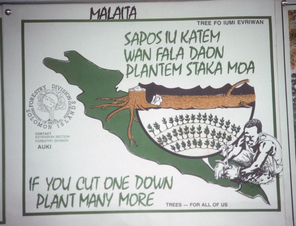 Solomon Islands Pidgin English Translation