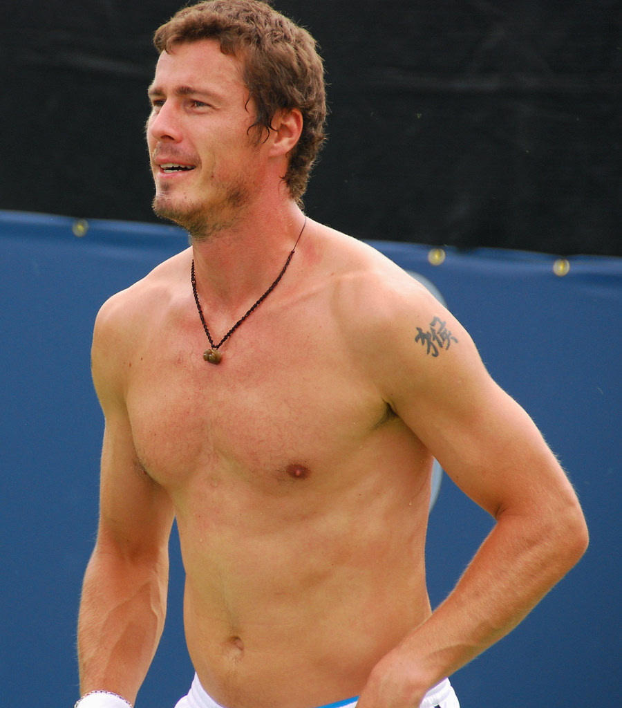 Image result for marat safin shirtless