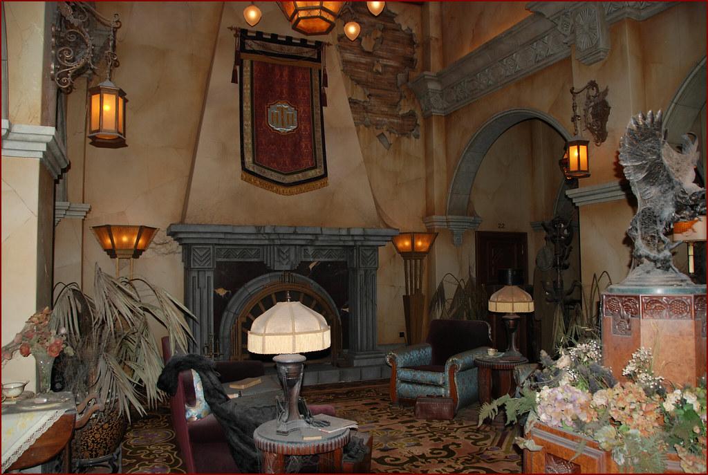 Inside Tower of Terror - DLP | Eat My Disney Dust | FlickrInside Tower Of Terror