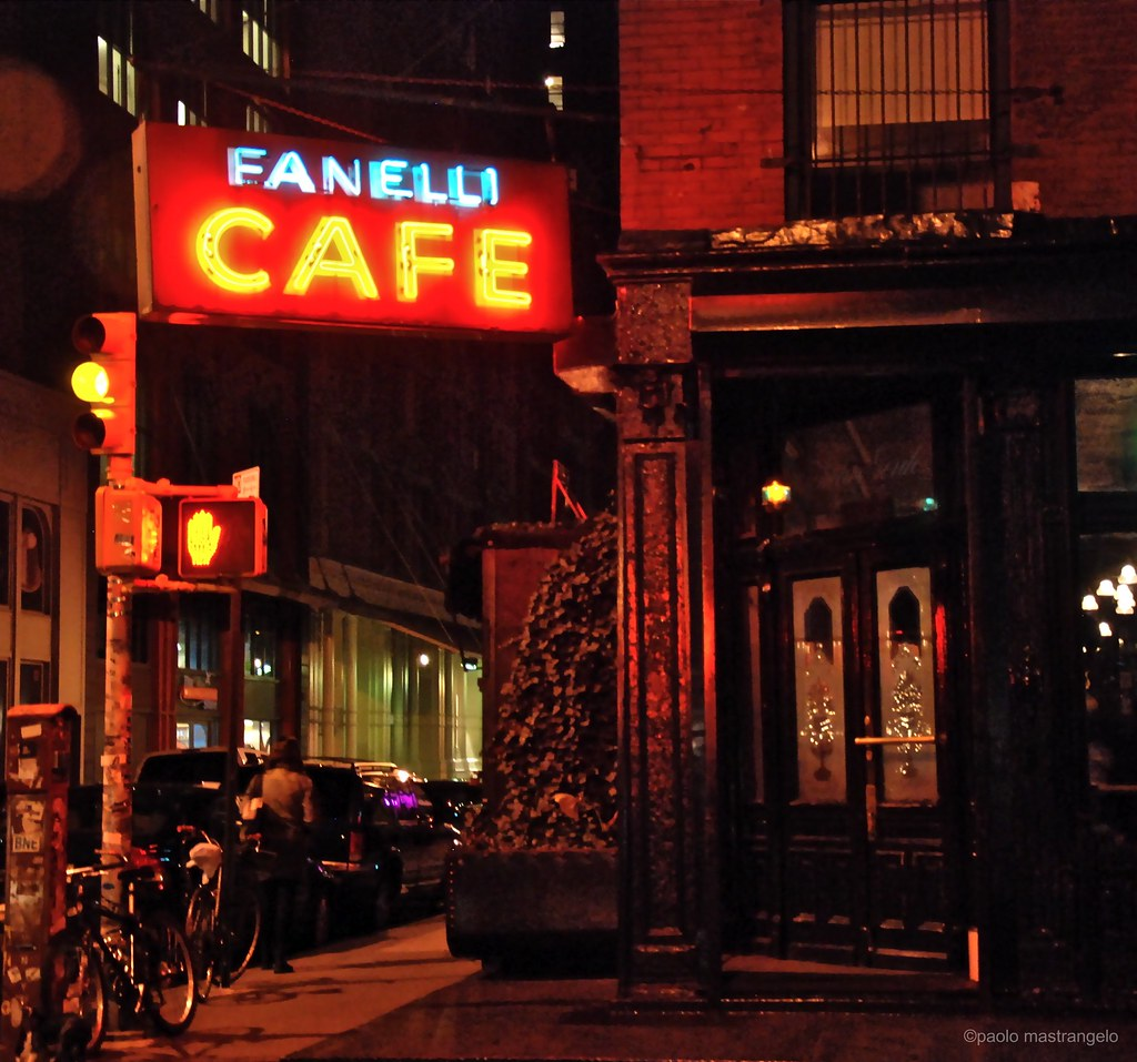 Cafe Soho Nyc