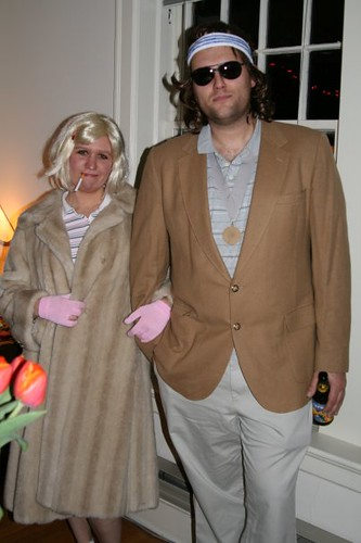 """Margot and Richie Tenenbaum"" 