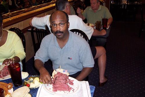 Harold S Deli Man Vs Food