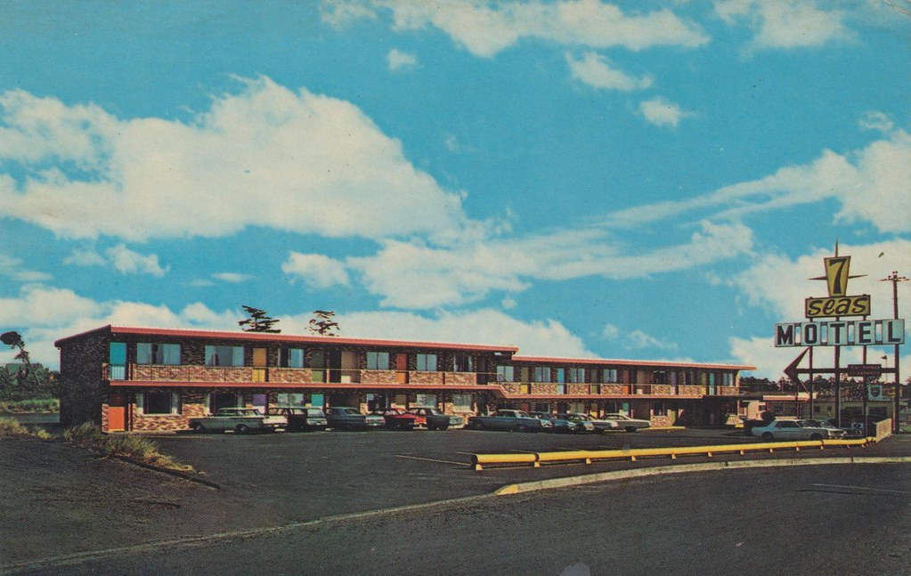 Motel Newport Oregon