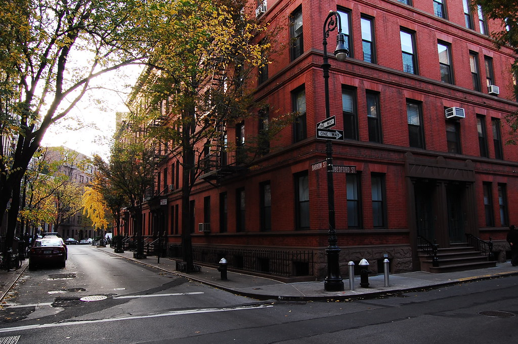 Greenwich village new york new york city manhattan buildin for Architecture jobs nyc