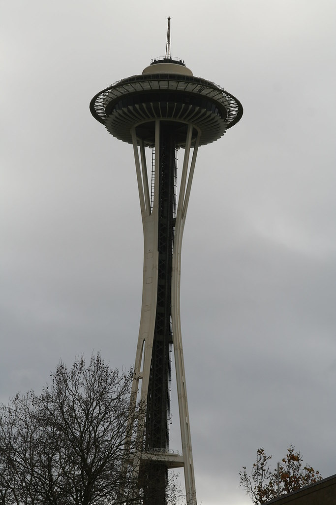 Space needle seattle built in 1962 this is a famous Built in seattle