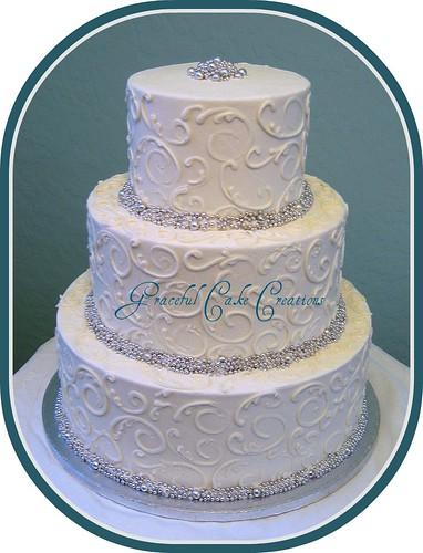 Silver Cake Icing Recipe