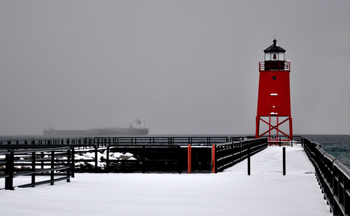 Atlantic Erie off the Charlevoix Pier!! | by smiles7
